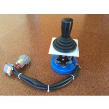 Joystick Wumag links vergossen